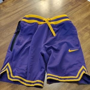Nike DNA Double Mesh Shorts